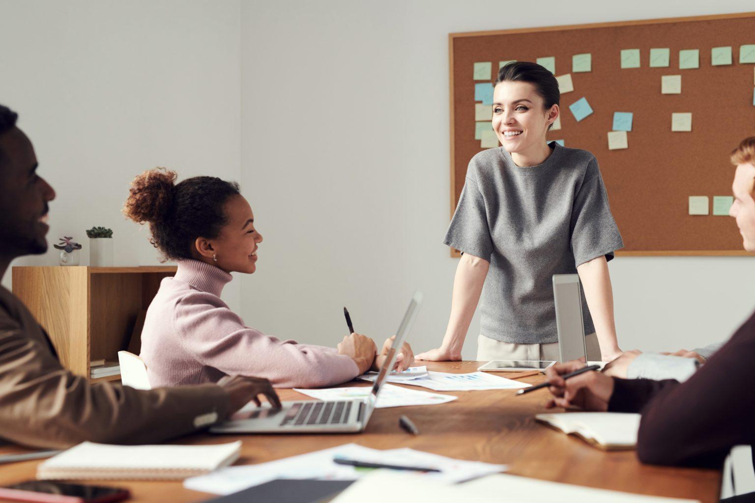 Comment prendre la parole et animer une réunion efficace ? POTENCIA Formation